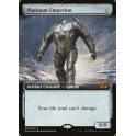 MTG Magic ♦ Ultimate Masters Box Topper ♦ Platinum Emperion FOIL English Mint
