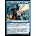 MTG Magic ♦ War of the Spark ♦ Plaque d'armure en lazotèpe French Mint