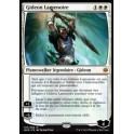 MTG Magic ♦ War of the Spark ♦ Gideon Lamenoire French Mint