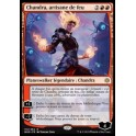 MTG Magic ♦ War of the Spark ♦ Chandra, artisane de feu French Mint