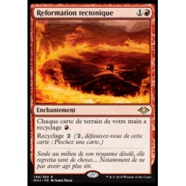 MTG Magic ♦ Modern Horizons ♦  Reformation tectonique French Mint