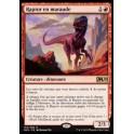 MTG Magic ♦ M20 Edition ♦ Raptor en maraude FOIL French Mint