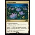MTG Magic ♦ M20 Edition ♦ Champ de lotus FOIL French Mint