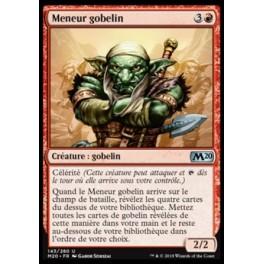 MTG Magic ♦ M20 Edition ♦ Meneur Gobelin FOIL French Mint