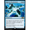 MTG Magic ♦ M20 Edition ♦ Ligne ley de prescience Promo FNM French Mint