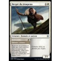 MTG Magic ♦ Throne of Eldraine ♦ Berger du troupeau // Mettre à l'abri French Mint