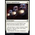 MTG Magic ♦ Throne of Eldraine ♦ Silence assourdissant French Mint