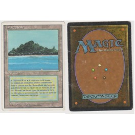 MTG Magic ♦ 3rd Edition 1994 ♦ Ile Tropicale / Tropical Island French Played (D)
