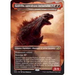 MTG Magic - Ikoria - Godzilla, apocalypse ineluctable/Yidaro, monstre errant FOIL ALTER French Mint