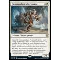 MTG Magic - Zendikar Rising - Commandant d'escouade / Squad Commander  French Mint