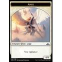 MTG Magic ♦ Guilds of Ravnica ♦ Ange Token x4 French Mint