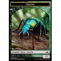 MTG Magic ♦ Guilds of Ravnica ♦ Insecte Token x4 French Mint