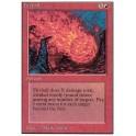 MTG Magic ♦ Unlimited Edition ♦ fireball English Played Poor