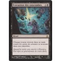 MTG Magic ♦ Ravnica ♦ Évacuation des Catacombes VF NM