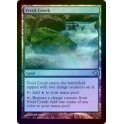 MTG Magic ♦ Premium Deck Slivers ♦ Vivid Creek English FOIL NM