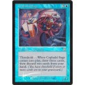 MTG Magic ♦ Torment ♦ Cephalid Sage English FOIL NM