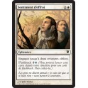 MTG Magic ♦ Innistrad ♦ Sentiment d'Effroi VF NM
