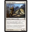 MTG Magic ♦ Innistrad ♦ Voyageur Damné VF NM