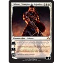 MTG Magic ♦ Gatecrash ♦ Gideon, Champion de la Justice VF NM