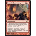 MTG Magic ♦ Gatecrash ♦ Incendie d'Alerte Cinq VF NM
