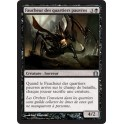 MTG Magic ♦ Return to Ravnica ♦ Faucheur des Quartiers Pauvres VF NM
