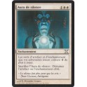 MTG Magic ♦ 10th Edition ♦ Aura de Silence VF NM