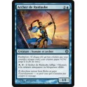 MTG Magic ♦ Shards of Alara ♦ Archer de Raidaube VF NM