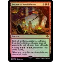 MTG Magic ♦ From the Vault Annihilation ♦ Decree of Annihilation English FOIL Mint