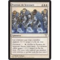MTG Magic ♦ Dissension ♦ Position de Bravoure VF NM